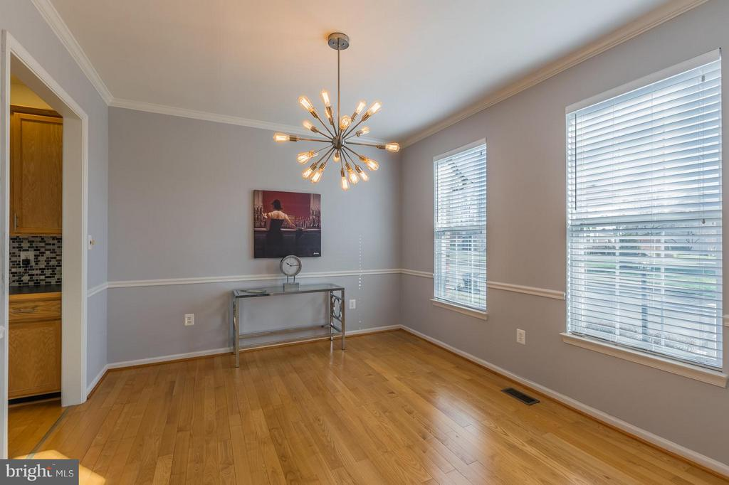 Separate Dinning Room - 46909 BACKWATER DR, STERLING