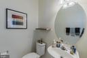 Main Level Powder Room - 46909 BACKWATER DR, STERLING
