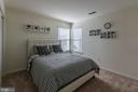 Bedroom number 4 lot of sunlight - 46909 BACKWATER DR, STERLING