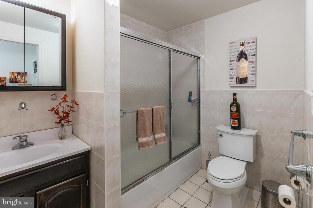 Full Basement Bathroom - 46909 BACKWATER DR, STERLING