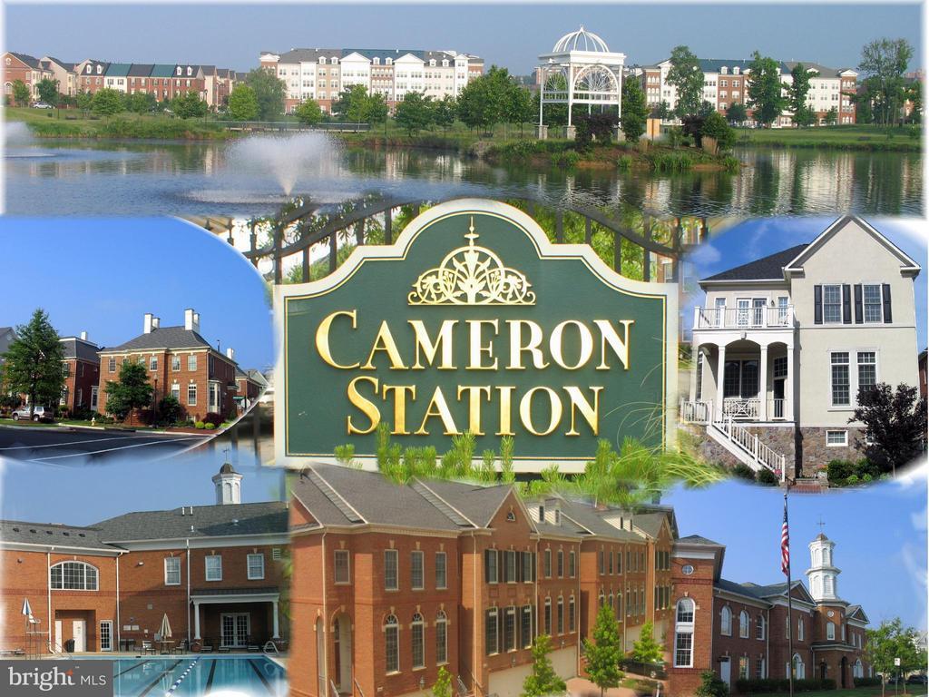 Communitiy - 400 CAMERON STATION BLVD #202, ALEXANDRIA