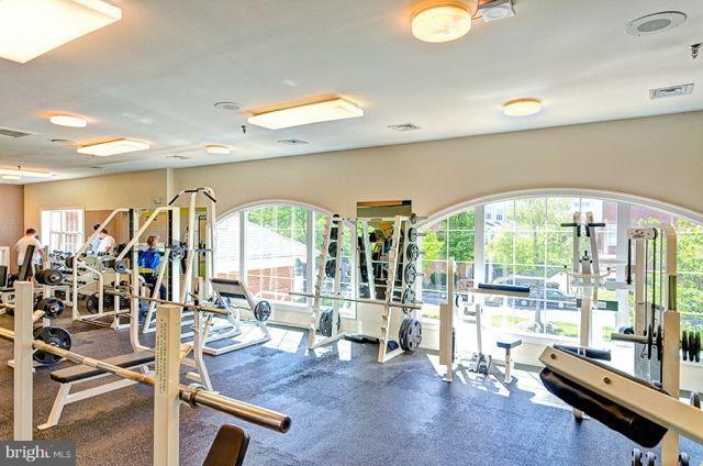 Community Gym - 400 CAMERON STATION BLVD #202, ALEXANDRIA