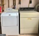 Lower level laundry room - 14621 CHEVERLY CT, CENTREVILLE