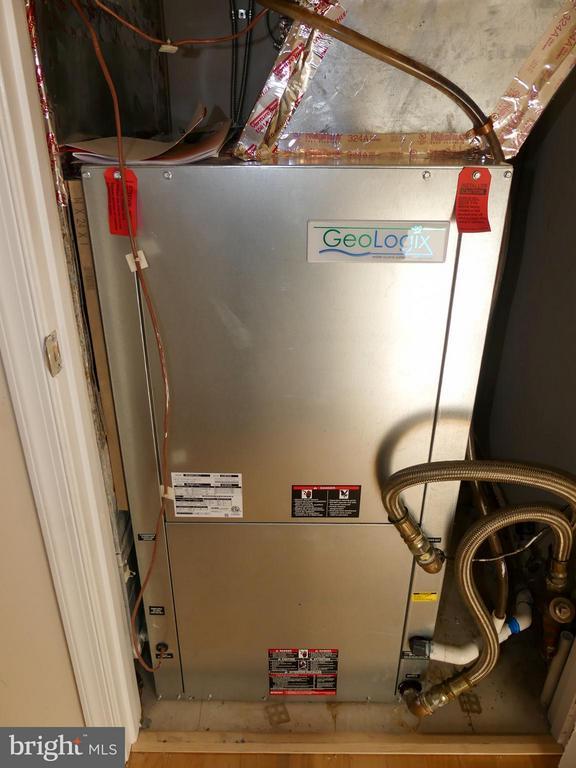 New HVAC within last 4 months. - 11990 MARKET ST #215, RESTON