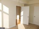 Number three bedroom. - 11990 MARKET ST #215, RESTON