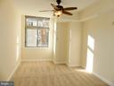 Number two bedroom. - 11990 MARKET ST #215, RESTON