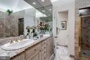 Master Bathroom - 3600 RESERVOIR RD NW, WASHINGTON