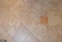 Kitchen Ceramic Tile - 1724 BAY ST SE, WASHINGTON