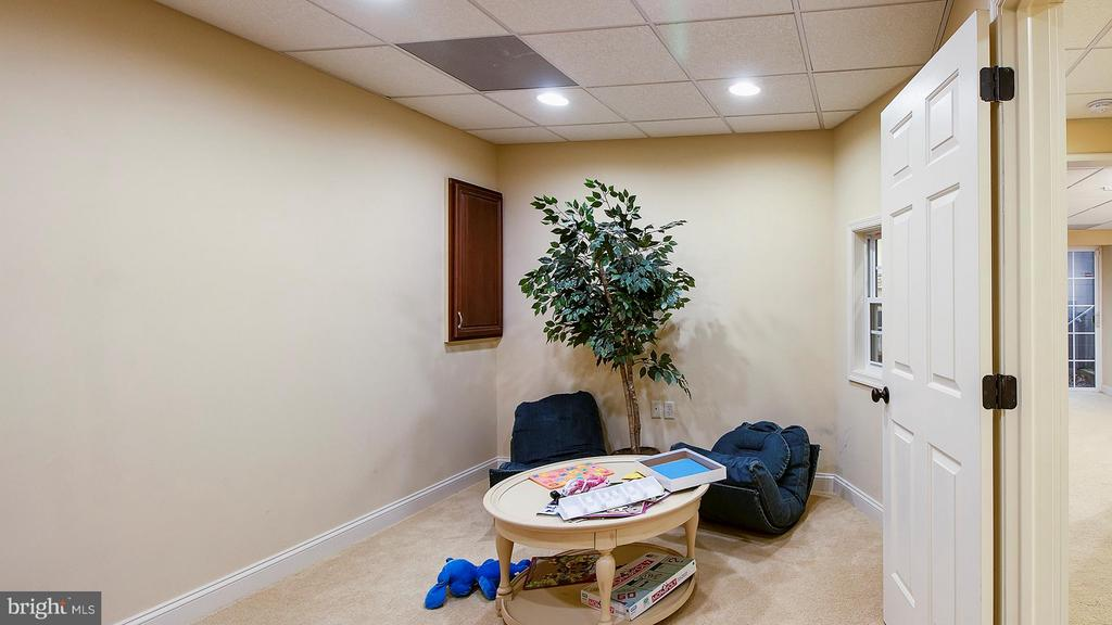 Flex space in basement - plus finished rec room - 101 FEATHERDALE CIR, FAYETTEVILLE