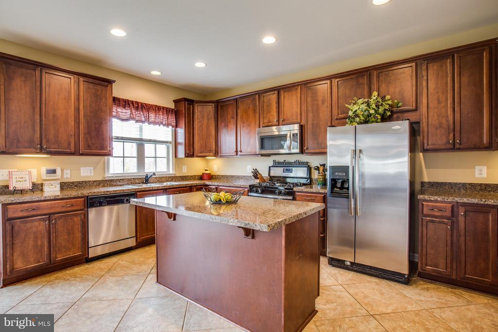Stainless Steel Appliances - 1003 JULIAS PL, FREDERICKSBURG