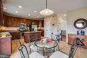 Open Plan for Entertaining - 1003 JULIAS PL, FREDERICKSBURG