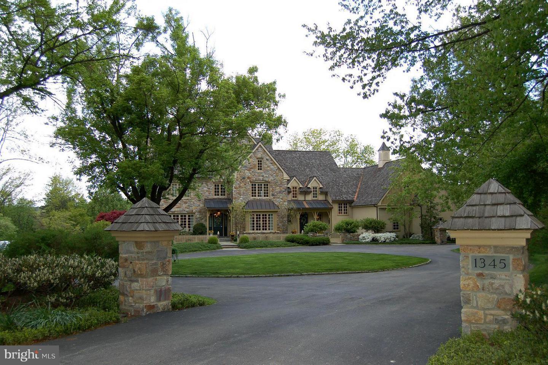 Single Family Homes للـ Sale في Gwynedd Valley, Pennsylvania 19002 United States
