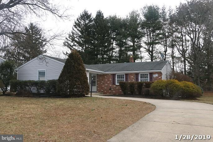 Single Family Home for Sale at 3213 CONCORD Drive Cinnaminson, New Jersey 08077 United StatesMunicipality: Cinnaminson
