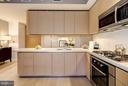 Kitchen - 920 I ST NW #913, WASHINGTON
