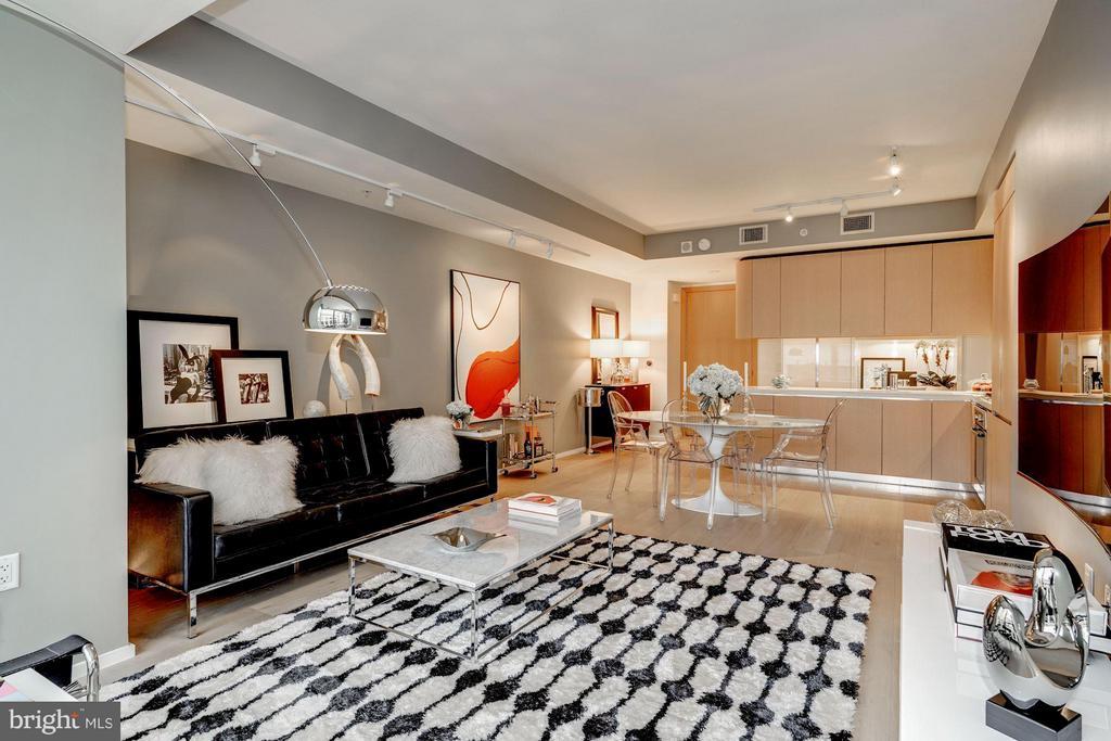 Living Room - 920 I ST NW #913, WASHINGTON