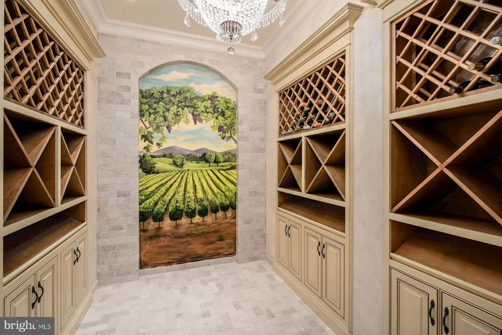 Wine Cellar - 300 RIVER BEND RD, GREAT FALLS