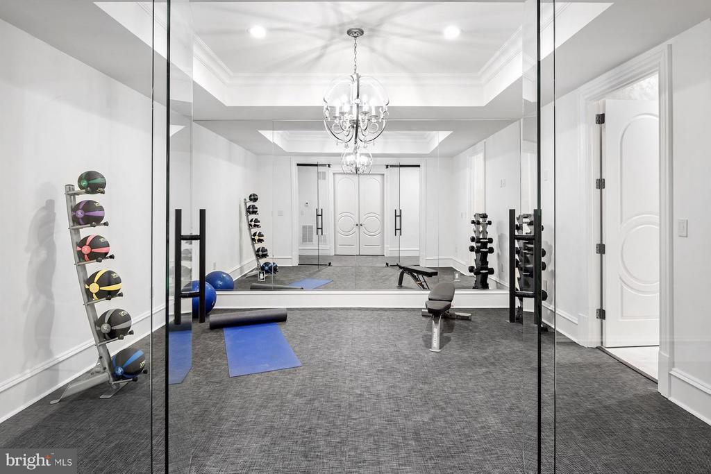 Exercise Room - 300 RIVER BEND RD, GREAT FALLS