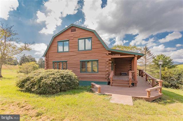 Single Family Homes for Sale at Rockbridge Baths, Virginia 24473 United States