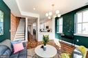 Living/Kitchen - 1101 S ST NW, WASHINGTON