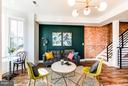 Living Room - 1101 S ST NW, WASHINGTON