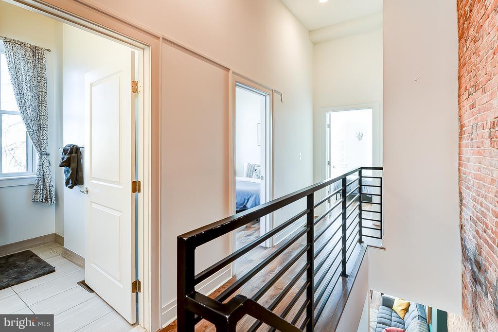 Upstairs Hallway - 1101 S ST NW, WASHINGTON