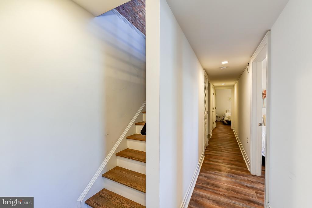 Lower Level Hall - 1101 S ST NW, WASHINGTON