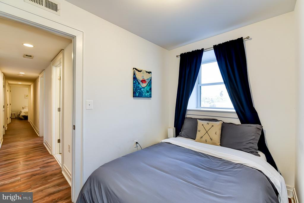 Lower Level Bedroom - 1101 S ST NW, WASHINGTON