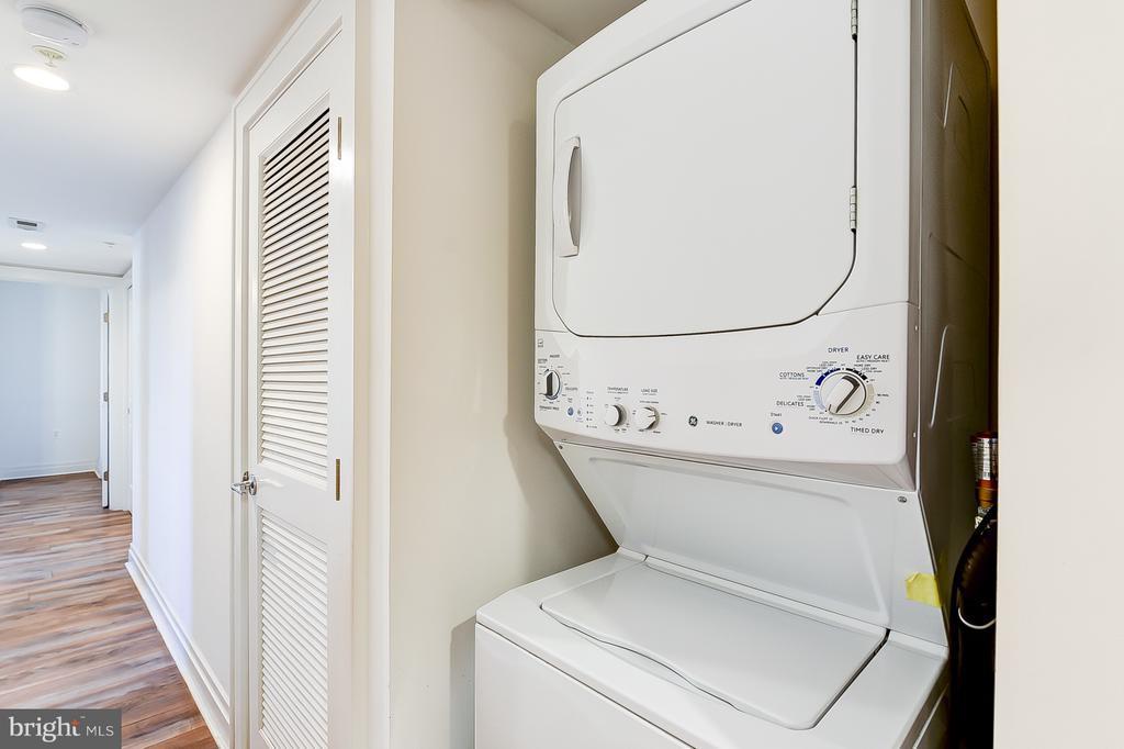 Washer/Dryer (Lower Level 2/2) - 1101 S ST NW, WASHINGTON