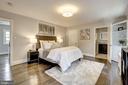 First Upper Level - Master Bedroom Suite #1 - 1701 HOBAN RD NW, WASHINGTON