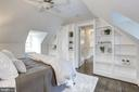 Second Upper Level - Bedroom #4 - 1701 HOBAN RD NW, WASHINGTON