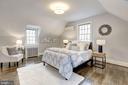 First Upper Level - Bedroom Suite #3 - 1701 HOBAN RD NW, WASHINGTON