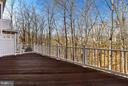 Beautiful lot overlooking trees - 18263 MULLFIELD VILLAGE TER, LEESBURG