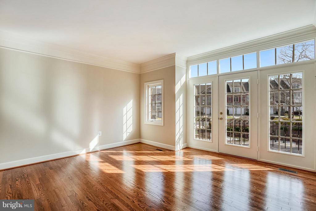Living Room - 18263 MULLFIELD VILLAGE TER, LEESBURG