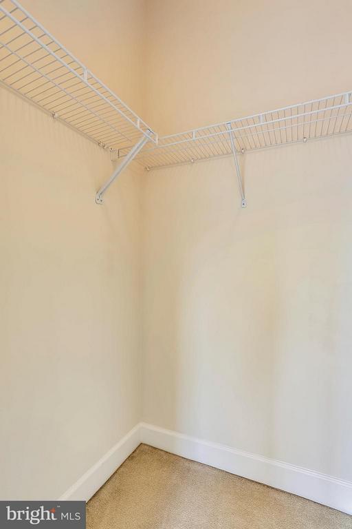 Closet - 18263 MULLFIELD VILLAGE TER, LEESBURG