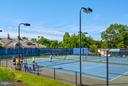 River Creek Tennis Courts - 18263 MULLFIELD VILLAGE TER, LEESBURG