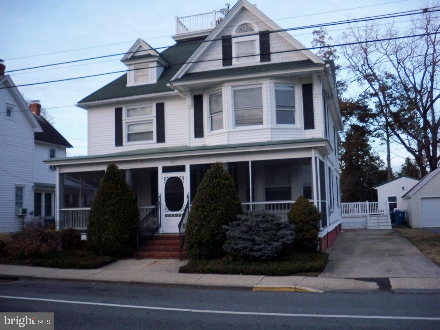Single Family Home for Sale at Wyoming, Delaware 19934 United States