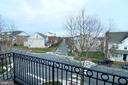 Balcony off Master Bedroom - 701 BELMONT BAY DR, WOODBRIDGE