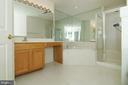 Master Bath - 701 BELMONT BAY DR, WOODBRIDGE