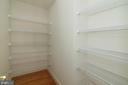 Master Closet - 701 BELMONT BAY DR, WOODBRIDGE