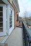 Master Bedroom Balcony - 701 BELMONT BAY DR, WOODBRIDGE