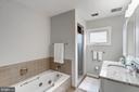 Master Bathroom - 5206 BEDLINGTON TER, ALEXANDRIA