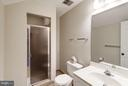 Full Bathroom @ 3rd Floor Bedroom Loft - 5206 BEDLINGTON TER, ALEXANDRIA