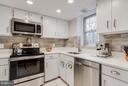 All new GE kitchen appliances - 3048 S BUCHANAN ST #B2, ARLINGTON