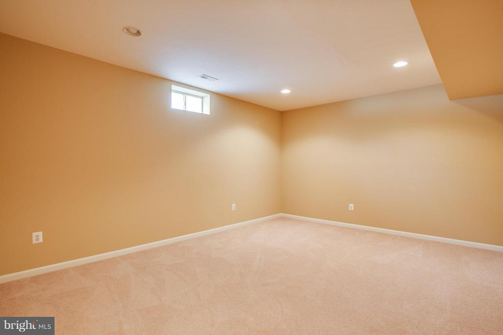 Possible 5th Bedroom in Basement (NTC) - 1019 E KENSINGTON CIR, FREDERICKSBURG