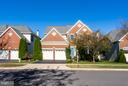 Toll Brothers Mount Vernon Elevation - 25929 QUINLAN ST, CHANTILLY