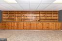 Bonus/Rec Room Built Ins - 8620 PINECLIFF DR, FREDERICK