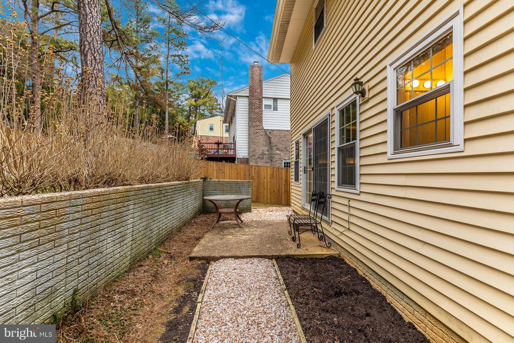 Patio - 8620 PINECLIFF DR, FREDERICK