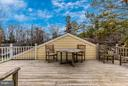 Deck - 8620 PINECLIFF DR, FREDERICK