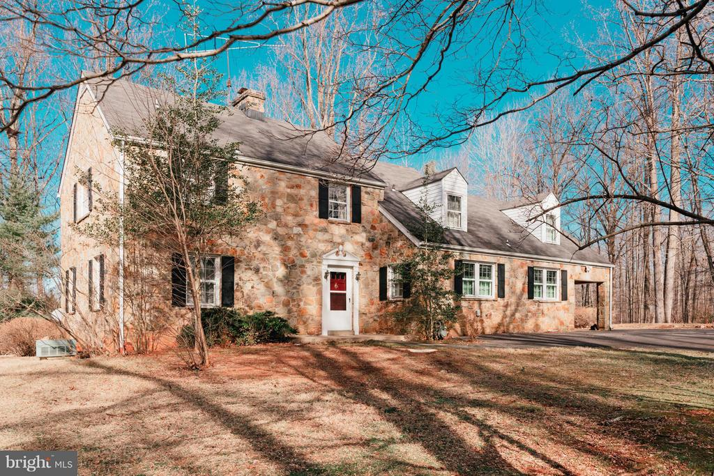 6087  DUMFRIES ROAD, one of homes for sale in Warrenton