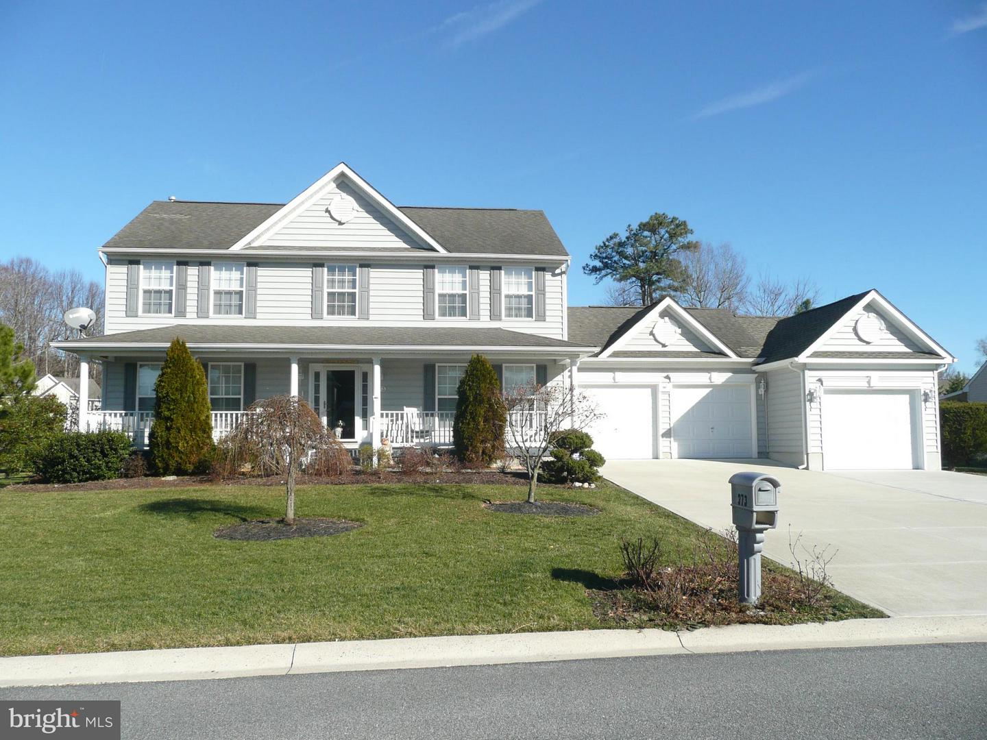 Single Family Home for Sale at Frederica, Delaware 19946 United States
